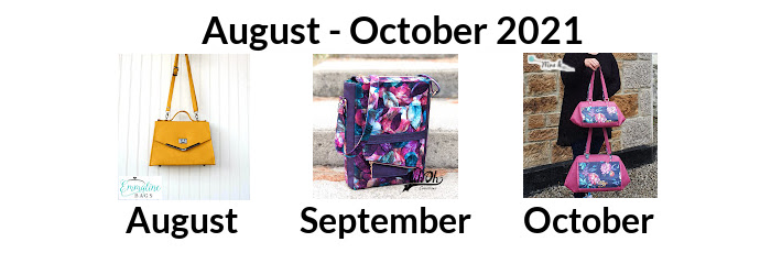 August-October 2021 Bag of the Month Club