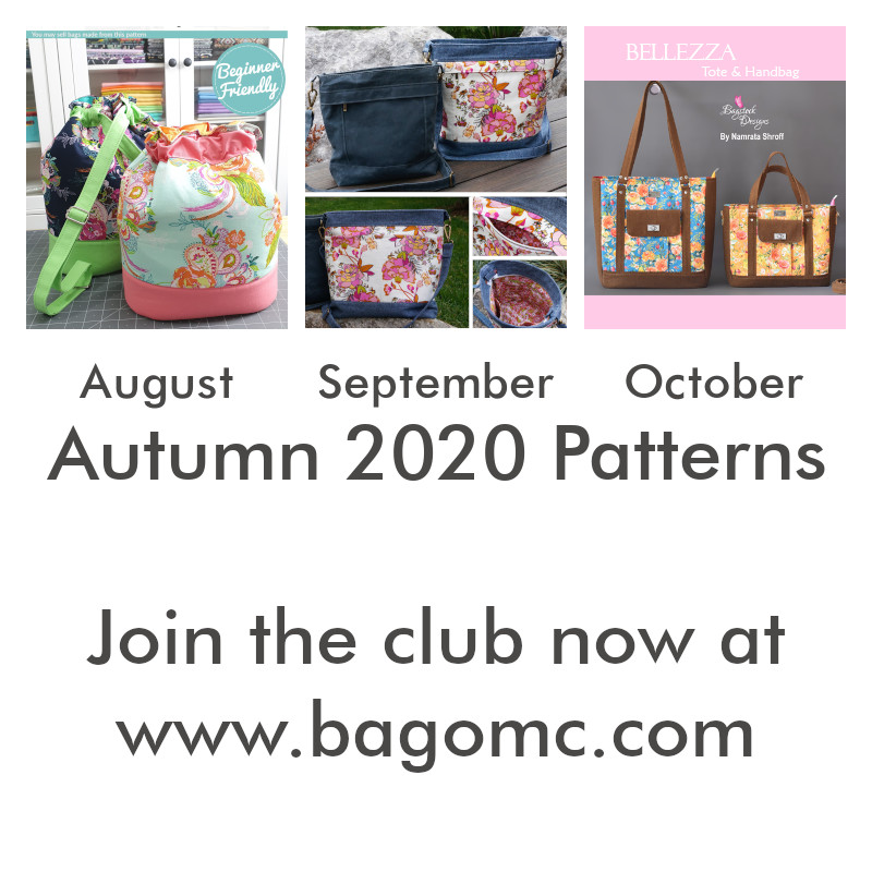 August - October 2020 Patterns