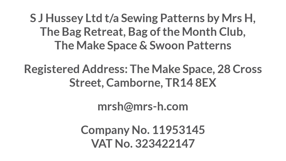 S J Hussey Ltd T/A Bag of the Month Club