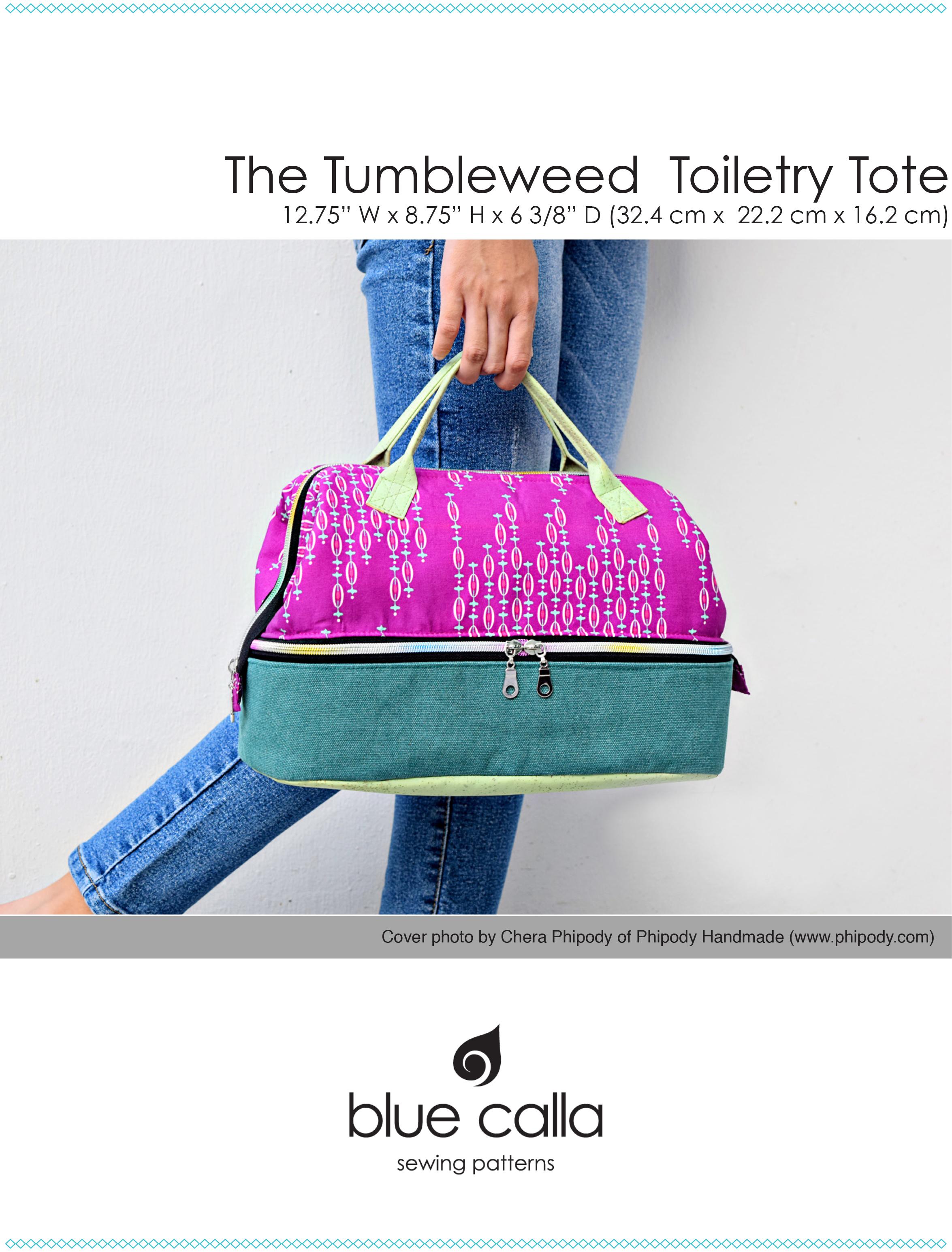 Tumbleweed Toiletry Tote